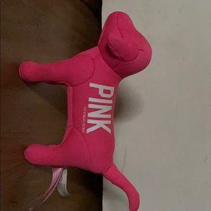 Pink Victoria secret dog